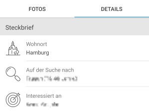 Lovoo Standort ändern und aktualisieren - TouchTipps.de