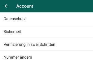 WhatsApp ohne Nummer senden