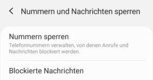 SMS-Blockierung umgehen: So gehts