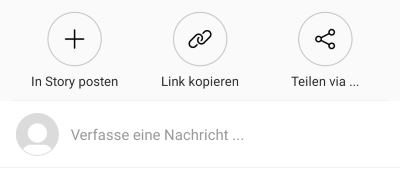 instagram story reposten funktioniert nicht