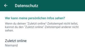 WhatsApp-Zeitstempel einfrieren: Geht das?