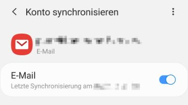 E-Mails werden nicht automatisch abgerufen