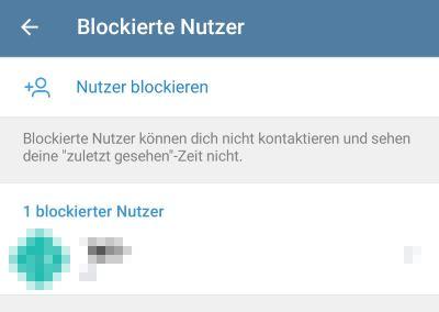 Telegram Blockierung umgehen?