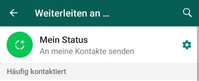 Whatsapp Häufig Kontaktiert Löschen Oder Ausblenden