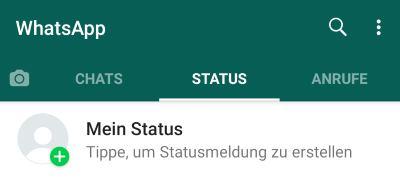 Whatsapp Status Länger Als 30 Sekunden Touchtippsde